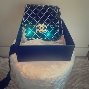 Ultra Rare Exclusive Chanel Clutch Vip Member Gift